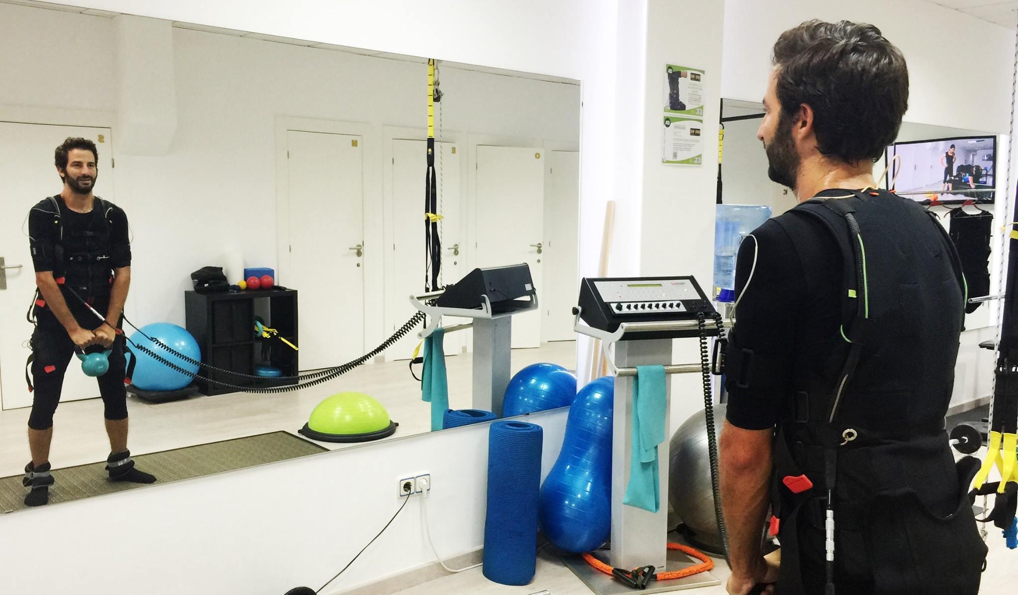 beneficios de electroestimulación en Alicante Bio Ems