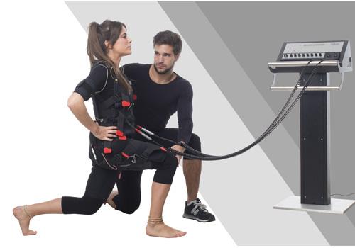 Ejercicios de electroestimulación
