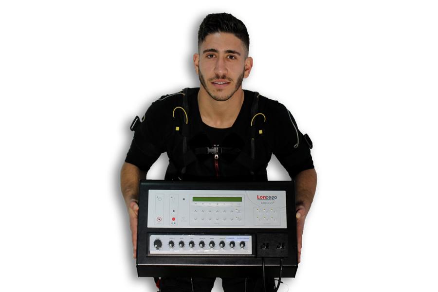 entrenar con electroestimulación