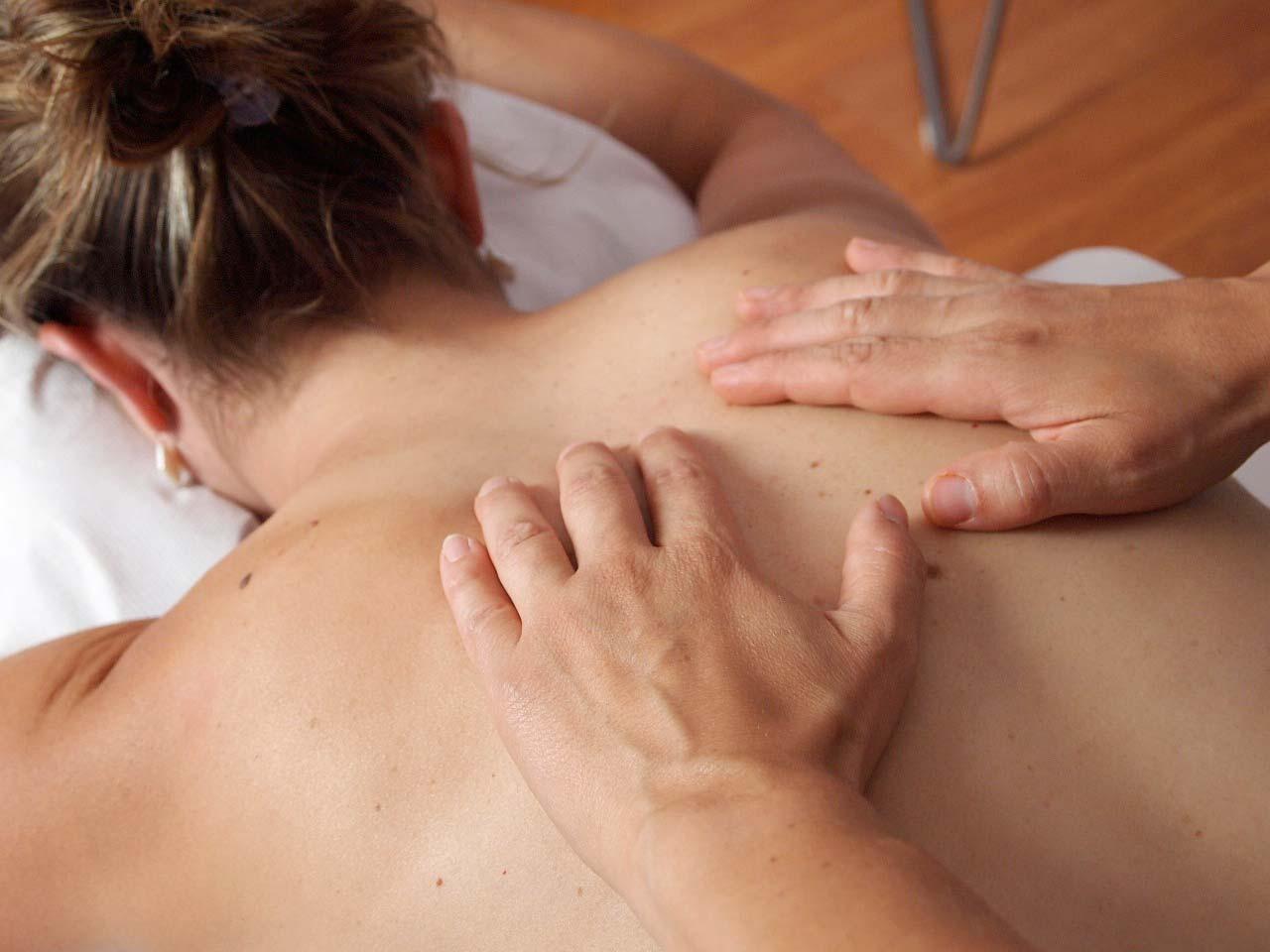 Masaje terapéutico en Alicante