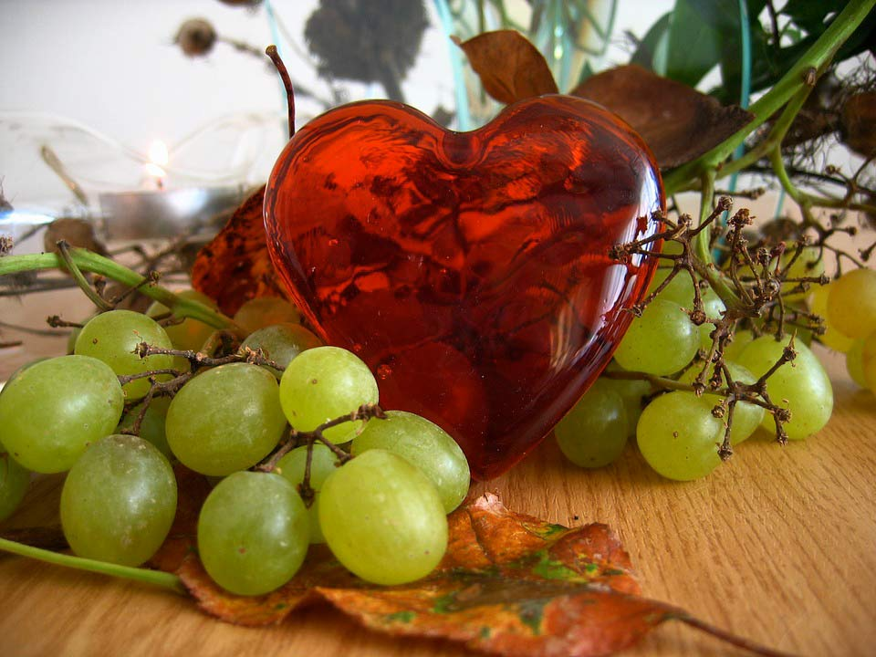 los beneficios de las uvas