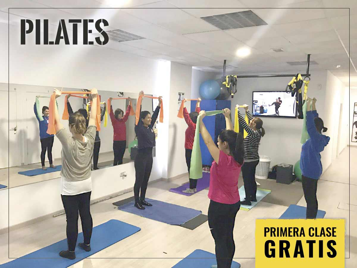 Pilates en Alicante