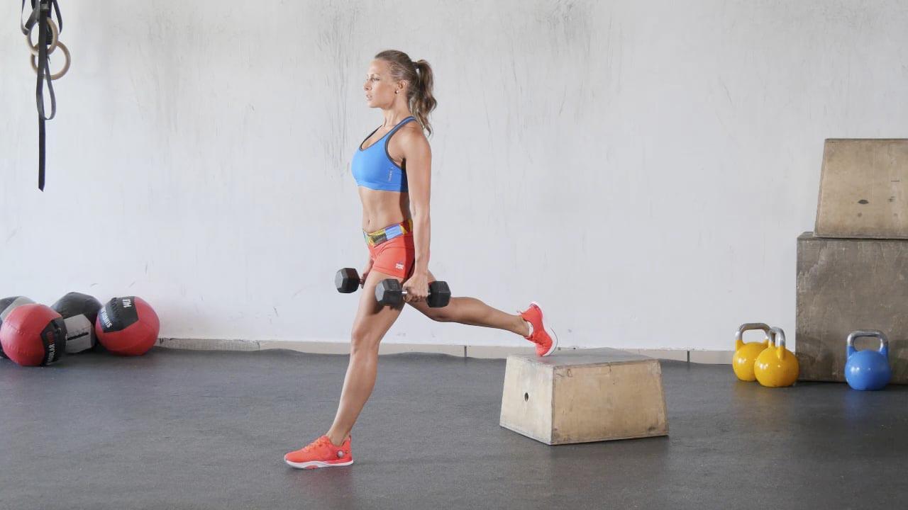 conseguir piernas fitness