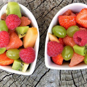 maneras de comer fruta