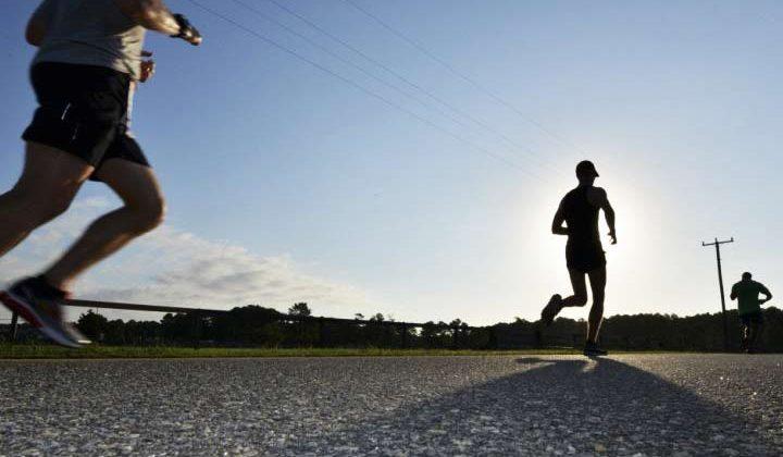 dolor de rodilla por el running
