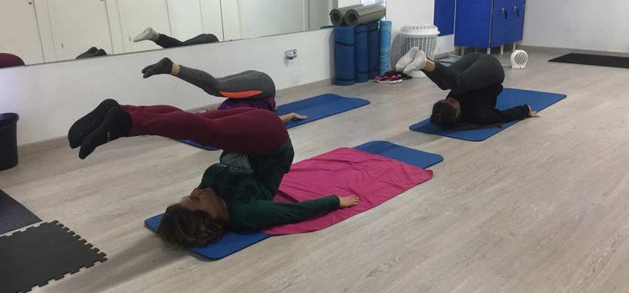 pilates para el dolor de espalda en Alicante