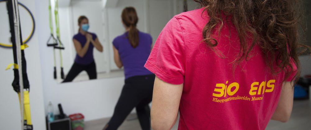 servicio de entrenamiento personal en Alicante
