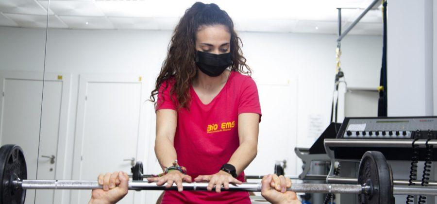 sesiones de entrenamiento personal en Alicante